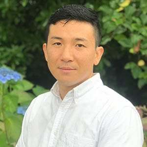 Koichi Tanji, ND and MA Candidate