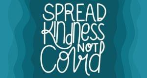 Join reSTART in spreading kindness not Covid