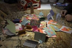 Letters of gratitude